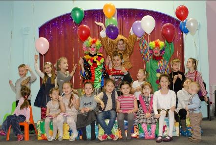Праздник в Детской комнате