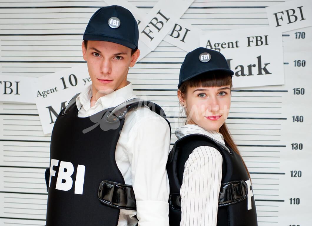 ФБР вечеринка