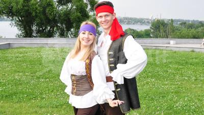 Джек и пираты Нитландии