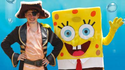 Спанч Боб и Пират