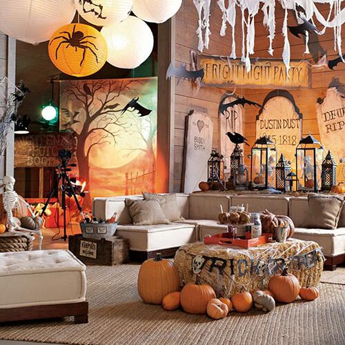 Детские праздник Хеллоуин Днепропетровск
