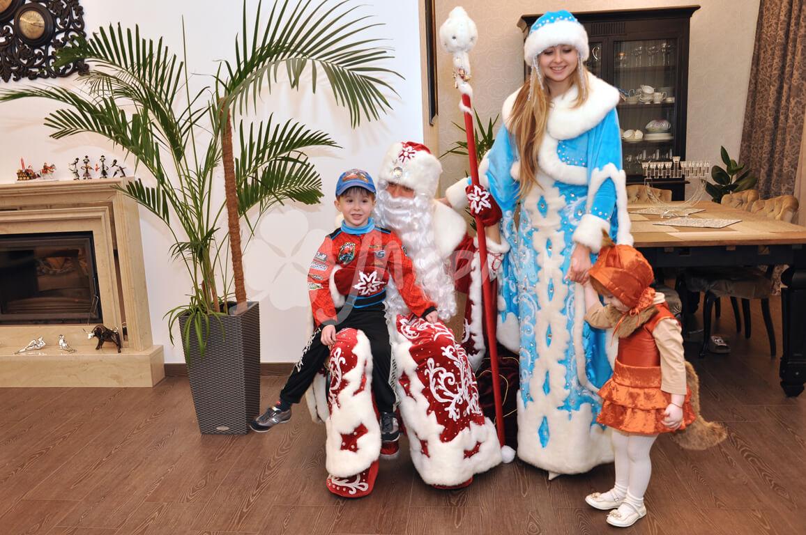 Новогодние праздники Днепропетровск