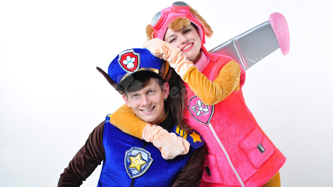 Щенячий патруль детские праздники Днепро