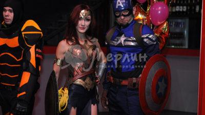 Marvel & DS